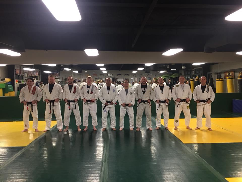 Brazilian Jiu-Jitsu Black Belt