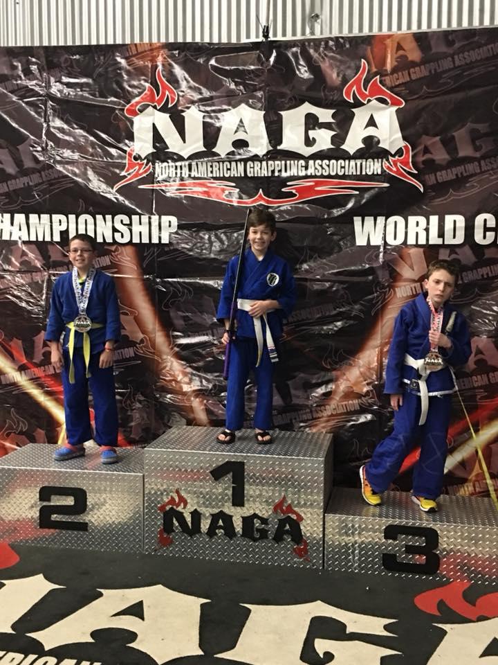 2018 NAGA World Championships