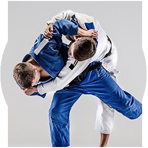 Brazilian Jiu Jitsu Judo
